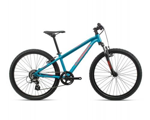 Подростковый велосипед Orbea, MX 24 XC, Blue-Red, 2020