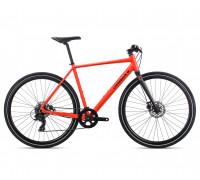 Велосипед городской Orbea Carpe 40, Red-Black, 2020