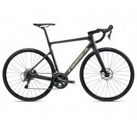 Велосипед шоссейный Orbea, Orca M40, Raw Carbon- Titanium (Gloss), 2021