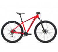 "Велосипед горный Orbea, MX50 29"", Bright Red (Gloss) / Black (Matte), 2021"
