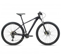 """Велосипед горный Orbea, MX30 27,5"""", Metallic Black (Gloss) / Grey (Matte), 2021"""