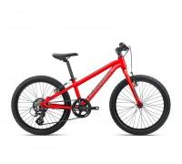 Детский велосипед Orbea, MX 20 Dirt, Red-Black, 2020