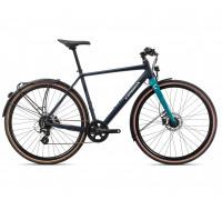 Велосипед городской Orbea Carpe 25, Blue-Turquoise, 2020