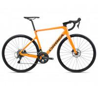 Велосипед шоссейный Orbea, Orca M40, Amber Orange (Gloss)- Black (Matte), 2021