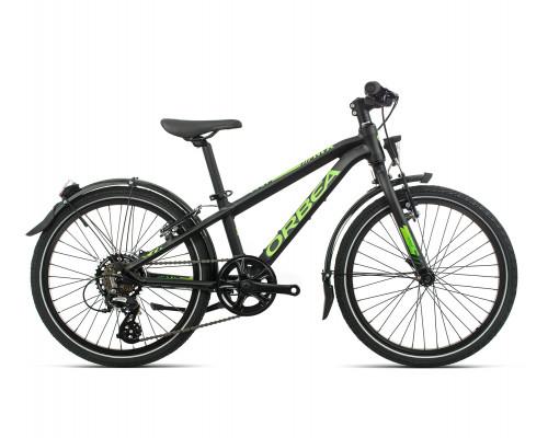 Детский велосипед Orbea, MX 20 Park, Black-Green, 2020