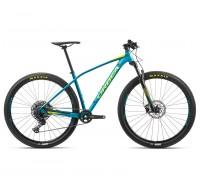 """Велосипед горный Orbea Alma H20, 27,5"""", Blue-Yellow, 2020"""
