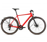 Велосипед городской Orbea Carpe 25, Red-Black, 2020
