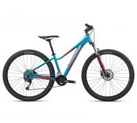 Подростковый велосипед Orbea, MX 27 ENT Dirt XC, XS Blue-Red, 2020