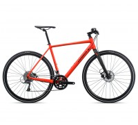 Велосипед городской Orbea Vector 30, Red-Black, 2020
