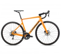 Велосипед шоссейный Orbea, Orca M20, Amber Orange (Gloss)- Black (Matte), 2021