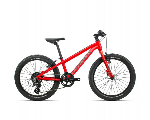 Детский велосипед Orbea, MX 20 Team, Red-Black, 2020