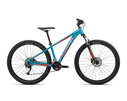 Подростковый велосипед Orbea, MX 27 XC, XS Blue-Red, 2020