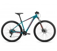 "Велосипед горный Orbea MX 30, 27,5"", Blue-Red, 2020"