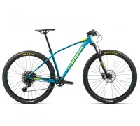 "Велосипед горный Obea Alma H20-Eagle, 27,5"", Blue-Yellow, 2020"