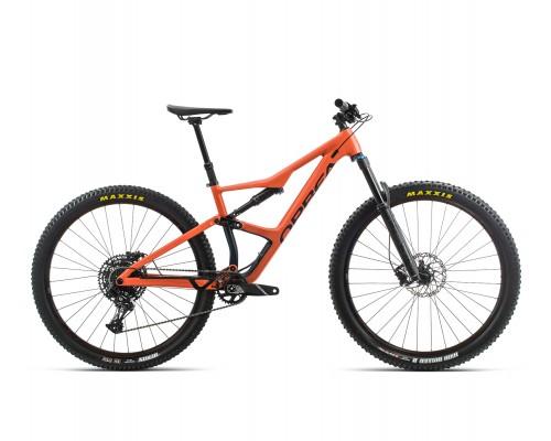 """Велосипед двухподвесной Orbea Occam H20-Eagle, 29"""", Orange-Blue, 2020"""
