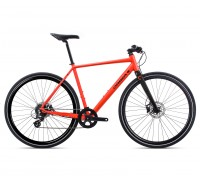 Велосипед городской Orbea Carpe 30, Red-Black, 2020
