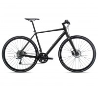 Велосипед городской Orbea Vector 30, Black, 2020