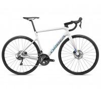 Велосипед шоссейный Orbea, Orca M20, White- Iris (Gloss), 2021