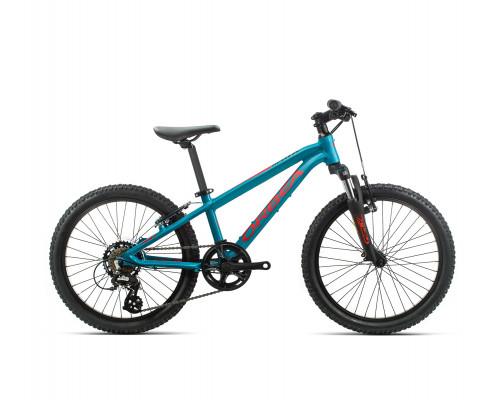 Детский велосипед Orbea, MX 20 XC, Blue-Red, 2020