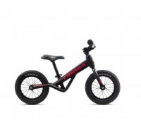 Детский велосипед Orbea, Grow 0, Black-Red, 2020