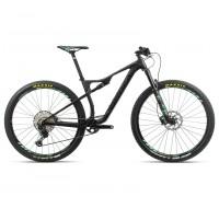 """Велосипед двухподвесной Orbea Oiz H20, 29"""", Black-Graphite, 2020"""