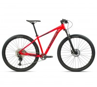 "Велосипед горный Orbea, MX20 27,5"", Bright Red (Gloss) / Black (Matte), 2021"