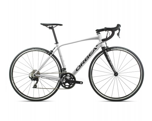 Велосипед шоссейный Orbea Avant H30, White-Black, 2020