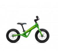 Детский велосипед Orbea, Grow 0, Green-Pistachio, 2020