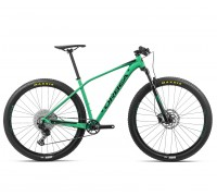 "Велосипед горный Orbea Alma H30, 27 ,5"", Mint-Black, 2020"