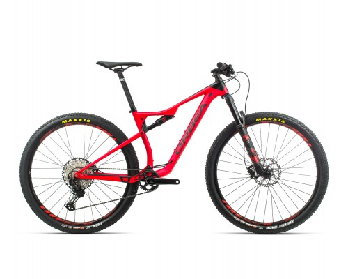 """Велосипед двухподвесной Orbea Oiz H20, 29"""", Red-Black, 2020"""