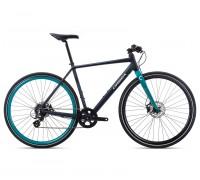 Велосипед городской Orbea Carpe 30, Blue-Turquoise, 2020