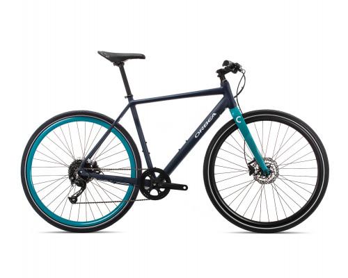 Велосипед городской Orbea Carpe 20, Blue-Turquoise, 2020