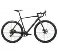 Велосипед шоссейный Orbea Terra H30-D 1X, Black, 2020