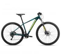 """Велосипед горный Orbea MX 20, 29"""", Ocean-Yellow, 2020"""