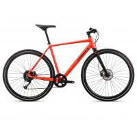 Велосипед городской Orbea Carpe 20, Red-Black, 2020