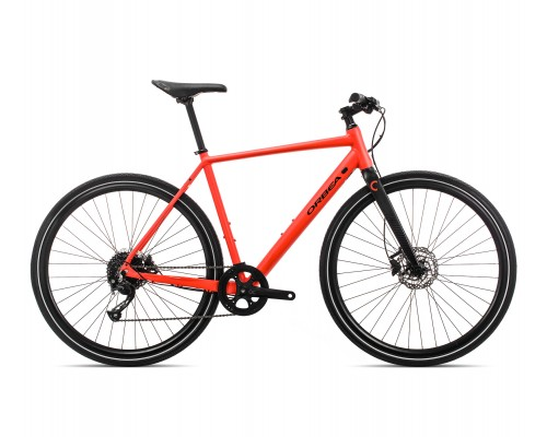 Велосипед городской Orbea Carpe 20, Red-Black, 2020