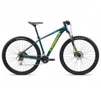 "Велосипед горный Orbea, MX50 29"", Ocean - Yellow (Gloss), 2021"