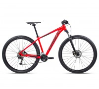 "Велосипед горный Orbea, MX40 27,5"", Bright Red (Gloss) / Black (Matte), 2021"