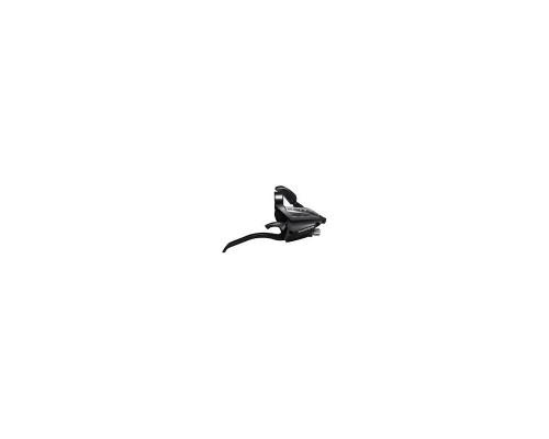 Тормозов ручка / Шифтер (моноблок) ST-EF500 прав 8-н, трос, черный ОЕМ