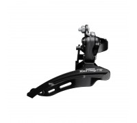 Переключатель передний FD-TZ510, Down-Swing, верхняя тяга, хомут 31.8мм, для 48Т ОЕМ