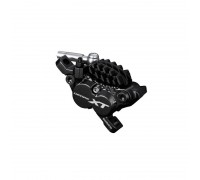 Калипер гидравлический диск тормозов BR-M8020 Deore XT, монтаж РМ160мм, колодка H01A / Fin полимер