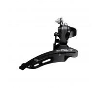 Переключатель передний FD-TZ510, Down-Swing, нижняя тяга, хомут 31.8мм, для 48Т ОЕМ