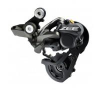 Купить Переключатель задний RD-M640-SSW ZEE, 10-скоростей. SHADOW + (FR 11-36T), короткий рычаг в Украине