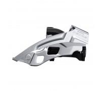 Переключатель передний FD-T6000-L, DEORE 3X10, для 44/48, LOW CLAMP TOP-SWING, DUAL-PULL