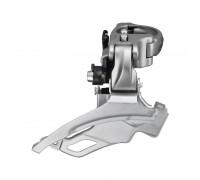 Купить Переключатель передний FD-T4000-H, ALIVIO 3X9, для 44/48, DOWN-SWING, DUAL-PULL хомут в Украине