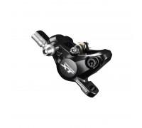 Калипер гидравлический диск тормозов BR-M8000 Deore XT, монтаж РМ160мм, колодка G02A полимер