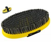 Щетка щетка для очищения окисленной поверхности Toko Base Brush oval Steel Wire