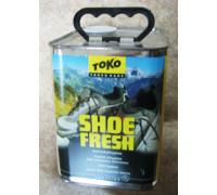 Дезодорант для обуви Toko, Eco Shoe Fresh, 2500ml