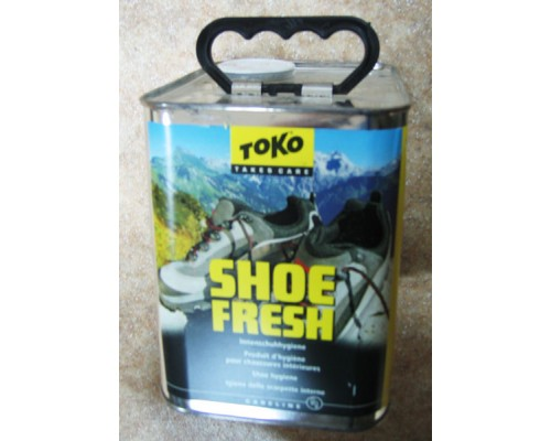 Дезодорант для обуви Toko, Eco Shoe Fresh, 2500ml