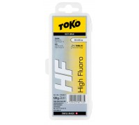 Воск Toko для лыж и сноубордов HF Hot Wax yellow 120g